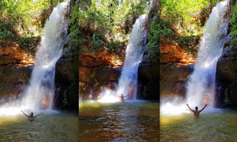 cachoeira do alemao mambai