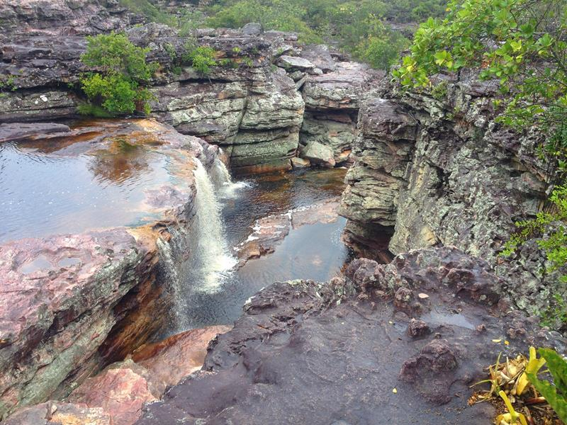 cachoeira das orquideas