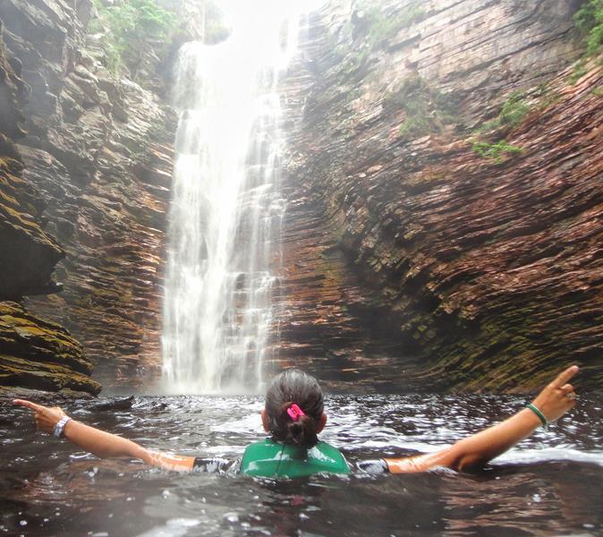 encontro cachoeira do buracao