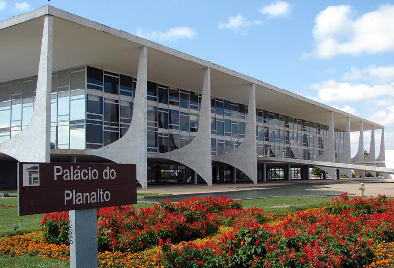 brasilia palacio do planalto