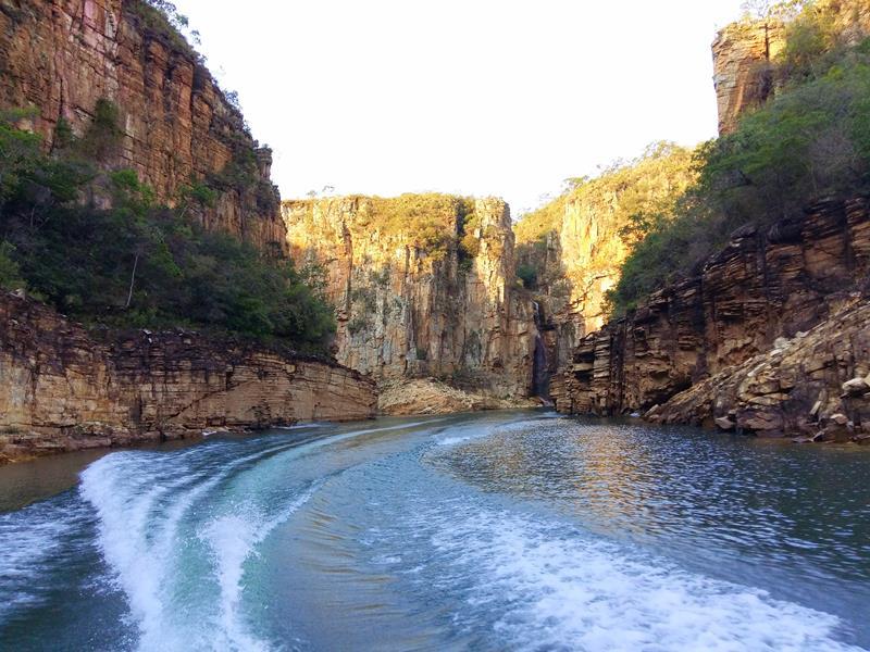 canyons capitolio lago de furnas paredoes