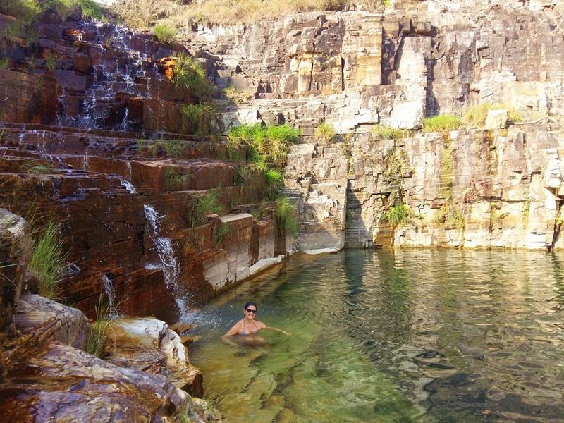 lago de furnas canyons capitolio
