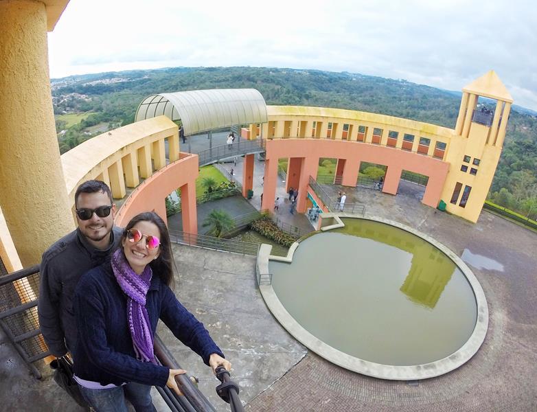 parque tangua mirante em Curitiba