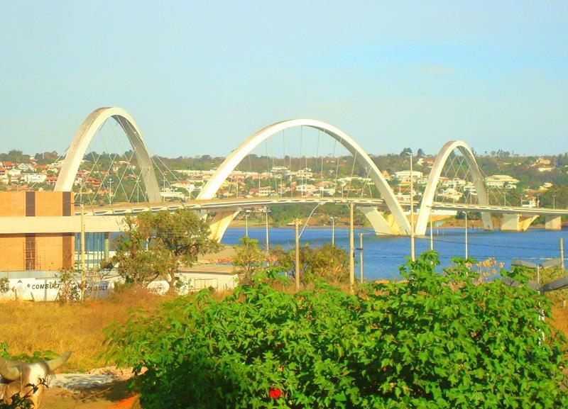 Pontos Turisticos de Brasilia ponte JK