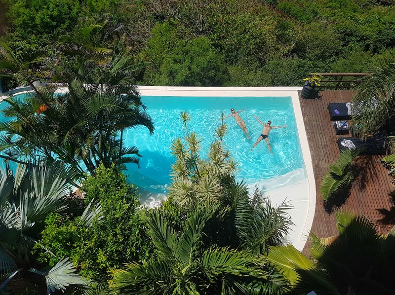 la suite by dussol area piscina na floresta