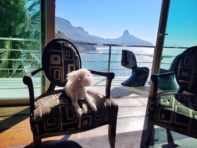 la suite by dussol cadeiras na varanda