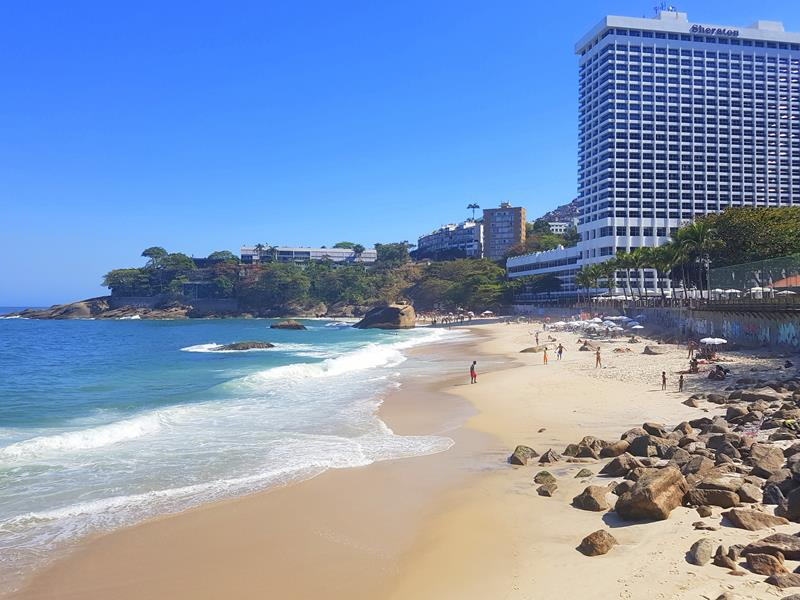 praia do vidigal hotel sheraton